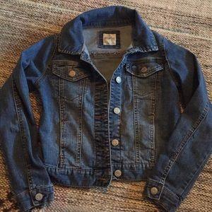 Mudd Jean/Denim Jacket Girls 12